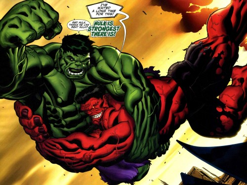hulk y red hulk civil war criticsight