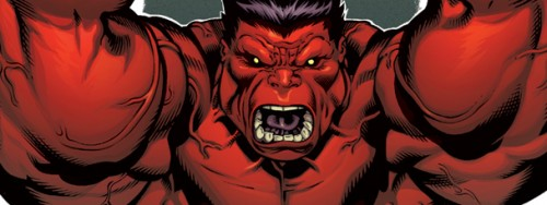 red hulk personaje criticsight
