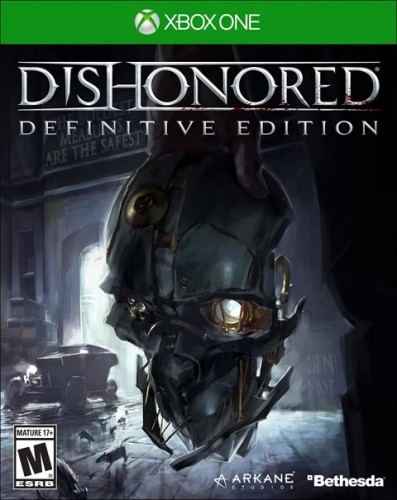 10 Dishonored Definitive Edition disponible en PS4 y XBOX One