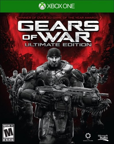 11 Gears of War Ultimate Edition disponible solo en XBOX One