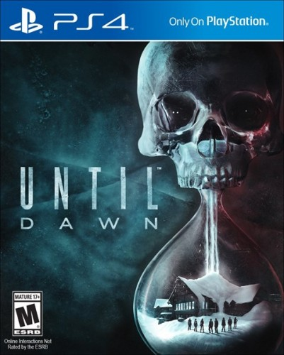 14 Until Dawn disponible solo en PS4