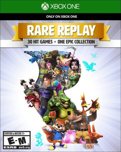 2 Rare Replay disponible solo en XBOX One