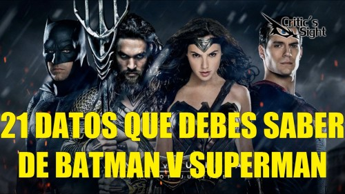 batman v superman datos que debes de saber criticsight portada