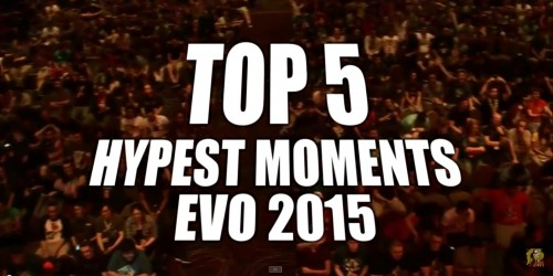 evo top 5 moments 2015 criticsight