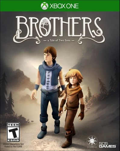 1 Brothers A Tale of Two Sons disponible en XBOX One y PS4  criticsight