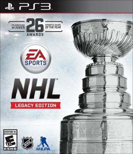 11 NHL Legacy Edition disponible en PS3 y XBOX 360 criticsight