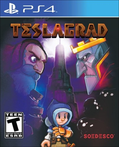 14 Teslagrad disponible en PS4 y PS3  criticsight