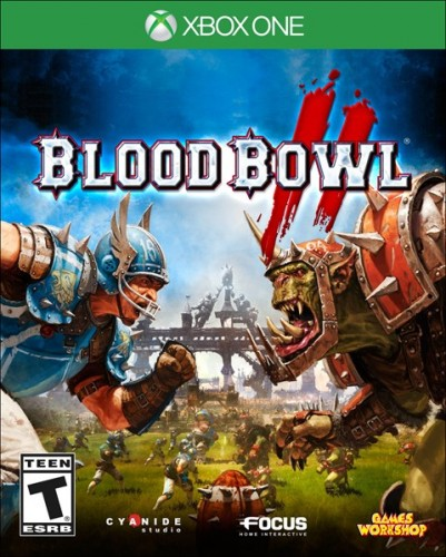 15 Blood Bowl 2 disponible en  XBOX One y PS4 criticsight