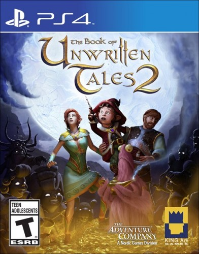 17 The Book of Unwritten Tales 2 disponible en PS4 y XBOX One  criticsight
