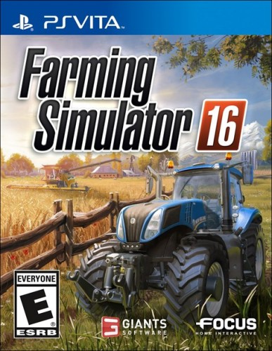 19 Farming Simulator 16 disponible solo en PS VITA criticsight