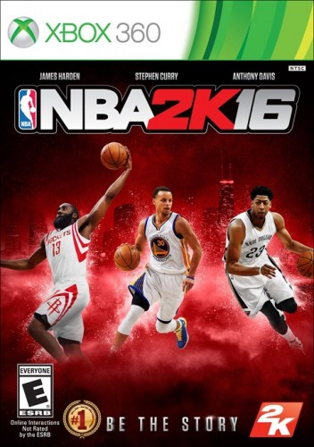 21 NBA 2K16 disponible en PS4, XBOX One, PS3 y XBOX 360 criticsight