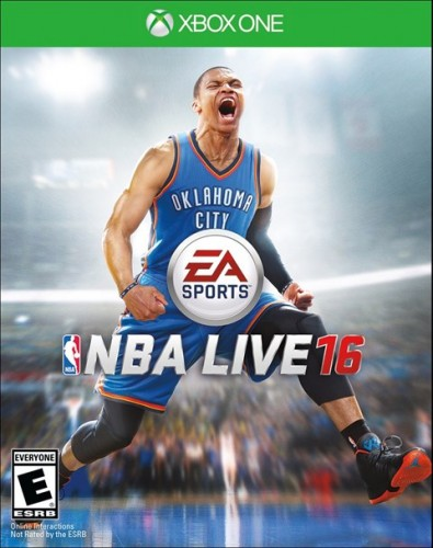 22 NBA Live 16 disponible en PS4 y XBOX One
