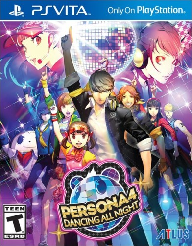 23 Persona 4 Dancing All Night disponible solo en PS VITA criticsight