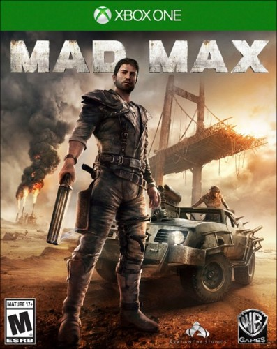3 Mad Max disponible en XBOX One y PS4 criticsight
