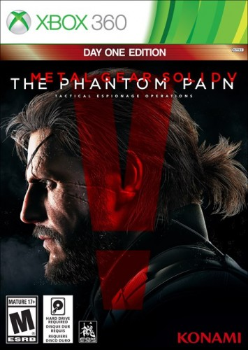 4 Metal Gear Solid V The Phantom Pain disponible en PS3, XBOX 360, PS4 y XBOX One criticsight