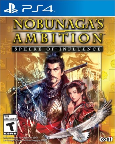 5 Nobunaga´s Ambition Sphere of Influence disponible solo en PS4 criticsight