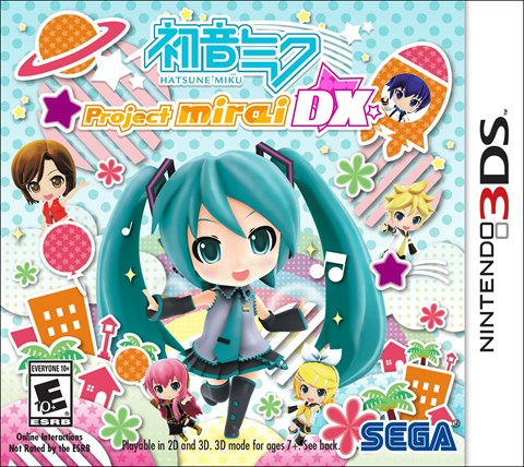 6 Hatsune Miku Project Mirai DX disponible solo en 3DS criticsight