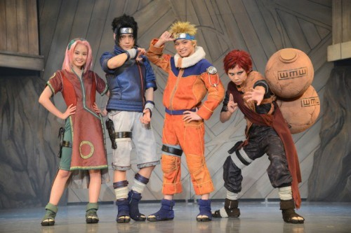 Naruto live action movie 2016 Sony criticsight