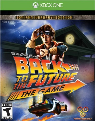 10 Back to the Future 30th Anniversary disponible en XBOX One, XBOX 360 y PS4 criticsight