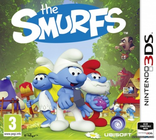 15 The Smurfs disponible solo en 3DS