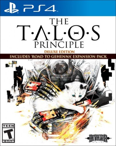 16 The Talos Principle disponible en PS4 criticsight