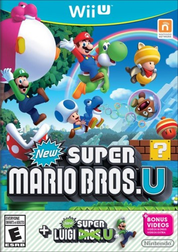 18 New Super Mario Bros. U + New Super Luigi U disponible solo en WII U  criticsight