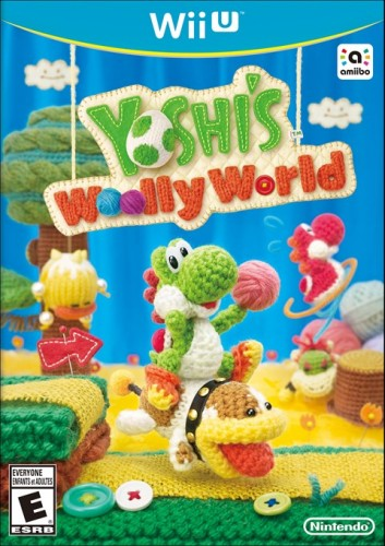 19 Yoshi´s Woolly World disponible solo en WII U  criticsight