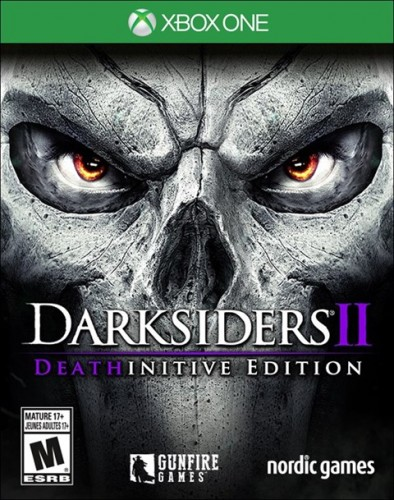 2 Darksiders II Deathinitive Edition  criticsight
