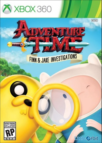 20 Adventure Time Finn and Jake Investigations disponible en XBOX 360, XBOX One, PS3, PS4, WII U y 3DS criticisght