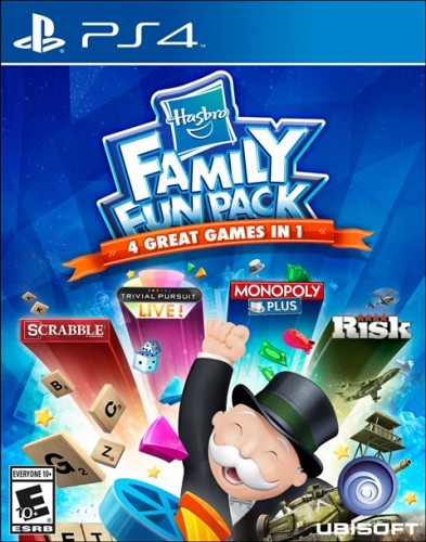 24 Hasbro Family Fun Pack disponible en PS4 y XBOX One criticsight