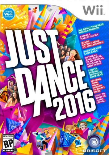 25 Just Dance 2016 disponible en XBOX One, XBOX 360, PS3, PS4, WII y WII U criticsight