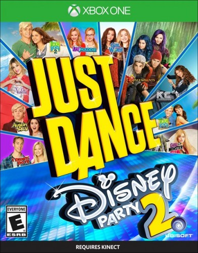 26 Just Dance Disney Party 2 disponible en XBOX 360, XBOX One WII U y WII criticisght