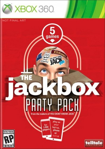 28 The Jackbox Party Pack disponible en XBOX One, XBOX 360, PS3 y PS4 criticsight