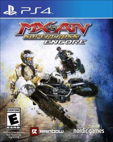 36 MX vs ATV Supercross Encore Edition disponible en PS4 criticsight