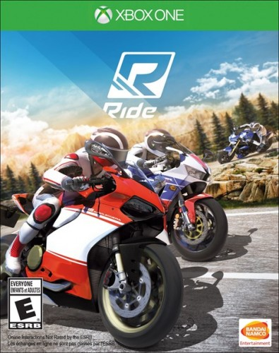 6 Ride disponible en XBOX One y PS4 criticsight