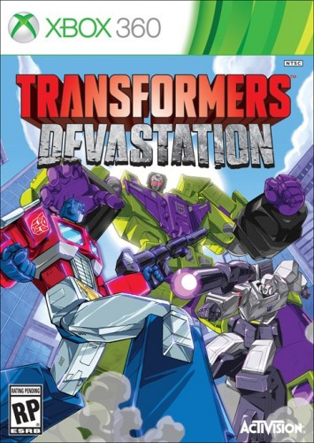 7 Transformers Devastation disponible en XBOX 360, XBOX One, PS3 y PS4 criticsight