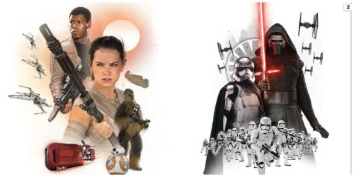 Nuevos Artes Promocionales de Star Wars The Force Awakens (2015) criticsight 1