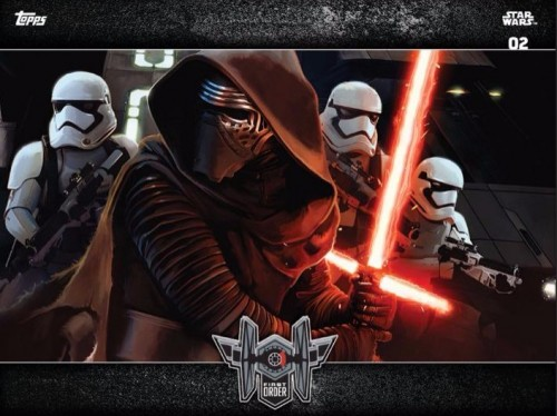 Nuevos Artes Promocionales de Star Wars The Force Awakens (2015) criticsight 4