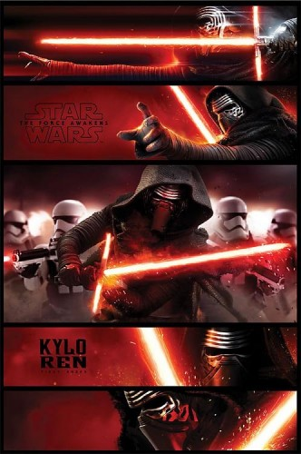 Nuevos Artes Promocionales de Star Wars The Force Awakens (2015) criticsight 5