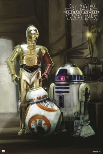 Nuevos Artes Promocionales de Star Wars The Force Awakens (2015) criticsight 8