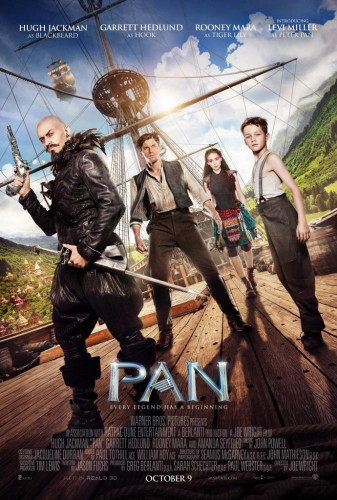 peter pan poster criticsight 2015