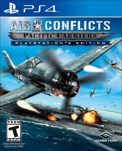 1 Air Conflict  Pacific Carriers disponible en PS3 y PS4 criticsight
