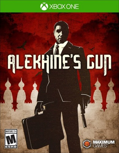10 Alekhine´s Gun disponible en XBOX One , PC y PS4  criticsight