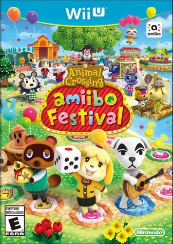 15 Animal Crossing amiibo Festival disponible en WII U  criticsight