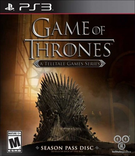 17 Game of Thrones A Telltale Games Series – Season Pass Disc disponible en PS3, XBOX 360, PS4 y XBOX One