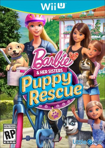 2 Barbie and Her Sisters Puppy Rescue disponible en  WII U, XBOX 360, WII, PS3 y 3DS  criticsight