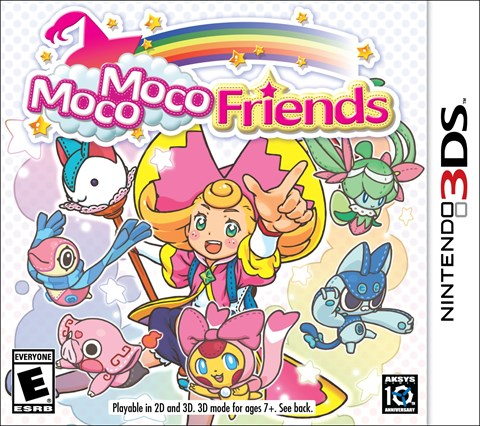 23 Moco Moco Friends disponible en 3DS  criticsight