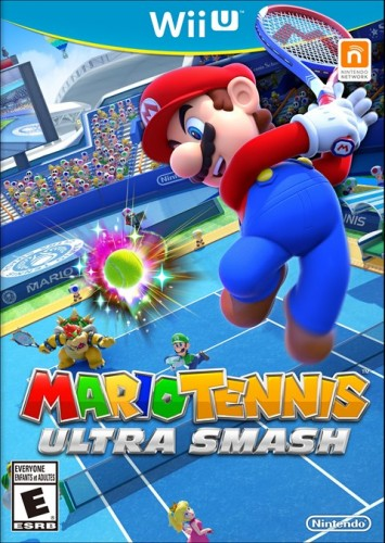 24 Mario Tennis Ultra Smash disponible en WII U  criticsight