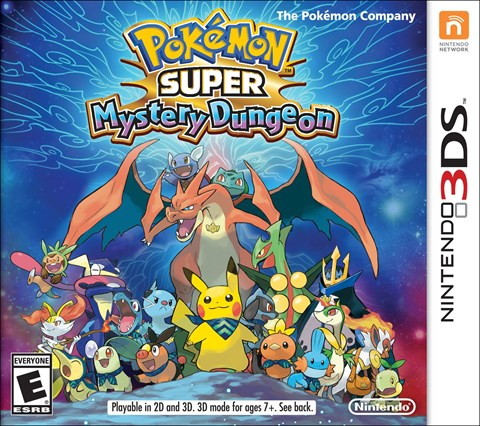 25 Pokemon Super Mystery Dungeon disponible en 3DS  criticsight