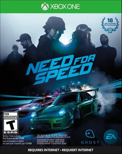 3 Need for Speed disponible en XBOX One y PS4 criticsight